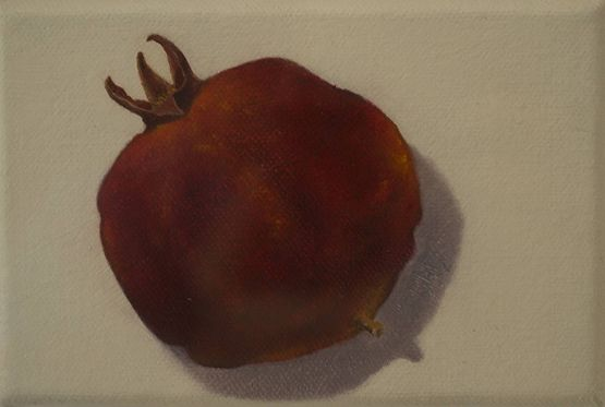 #Pomegranate  by Lynn Winters