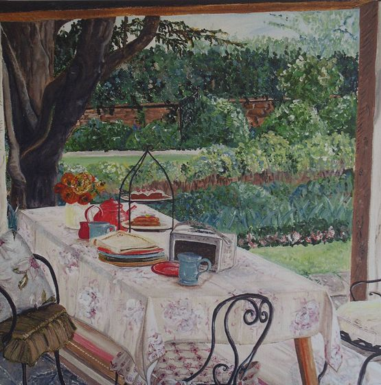 #Alfresco  by Josephine Jagger-Manners