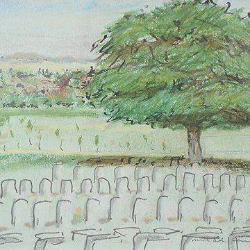 #Vimy War Cemetary  by Michael Carroll