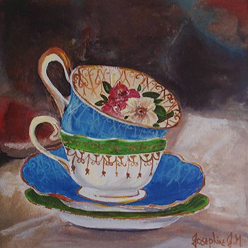 #Tea for Two  by Josephine Jagger-Manners