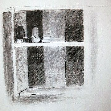 #Sanchez's Cupboard  by Mary Donnelly